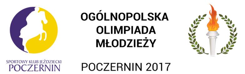 Ogólnopolska Olimpiada Młodzieży Poczernin 2017 lipiec