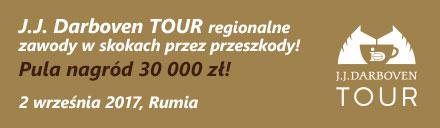 Zawody Regionalne w skokach przez przeszkody - J.J.Darboven Tour Rumia