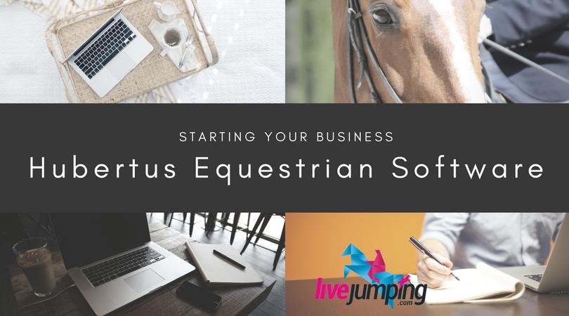 Hubertus Equestrian Software