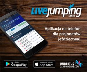 Aplikacja mobilna LiveJumping - wyniki zawodów konnych na żywo!
