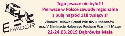 Pierwsze w Polsce zawody regionalne z pulą nagród 118 tysięcy zł
