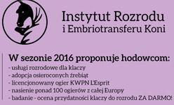 Instytut Rozwoju i Embriotransferu Koni
