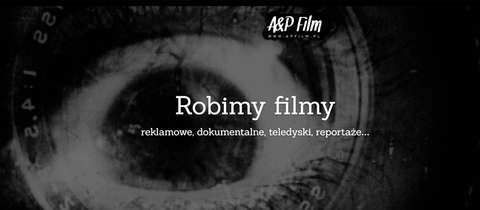 A&P Film - fotografia reklamowa, artystyczna, filmy reklamowe