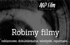 A&P FILM - fotografia artystyczna, filmy reklamowe