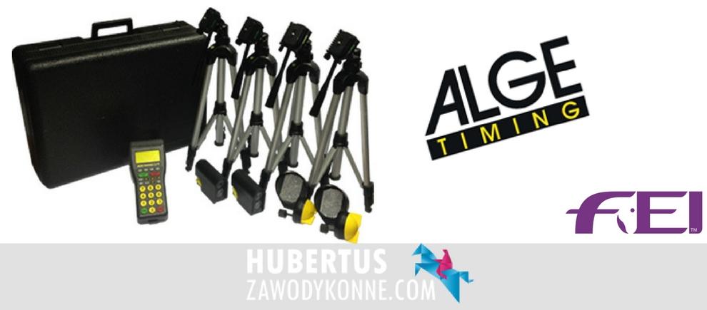 Alge-timing + program Hubertus - Kompleksowa obsługa zawodów konnych